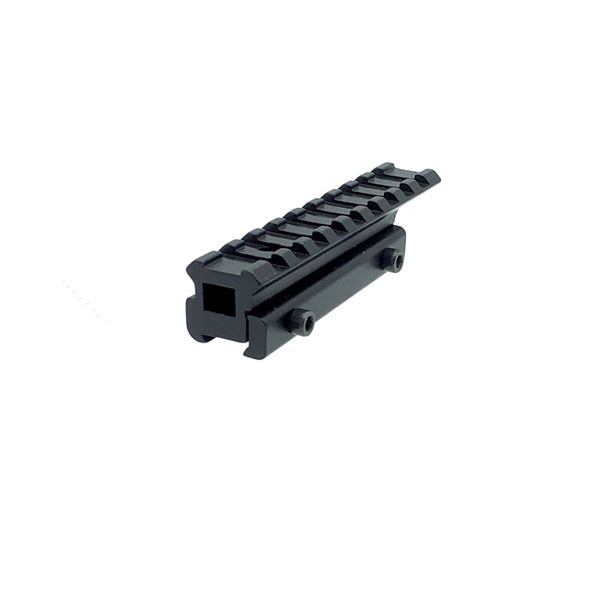 """3/8"""" Dovetail to Weaver Rail Adapter"""