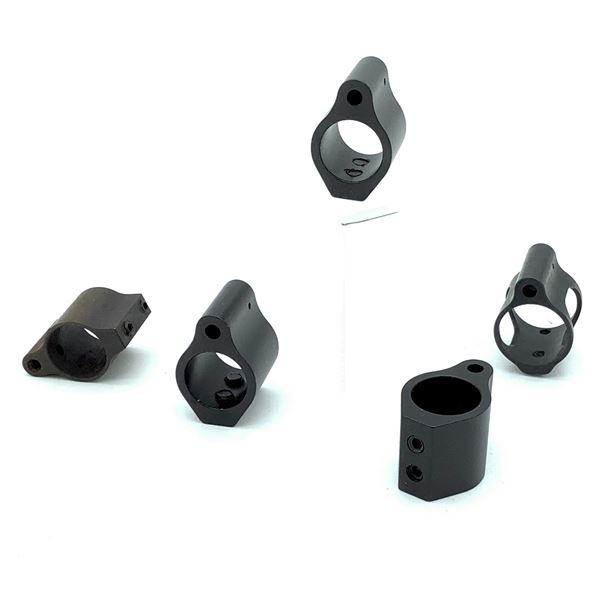 5 AR Low Profile Gas Blocks