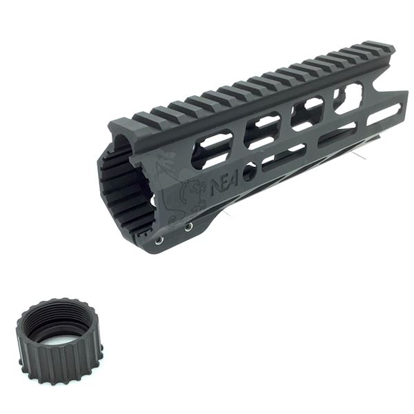 """NEA 7"""" Free Float Hand Guard, for 5.56mm"""