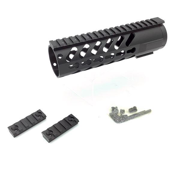 "7"" AR-15 Free Float Key-mod Handguard"