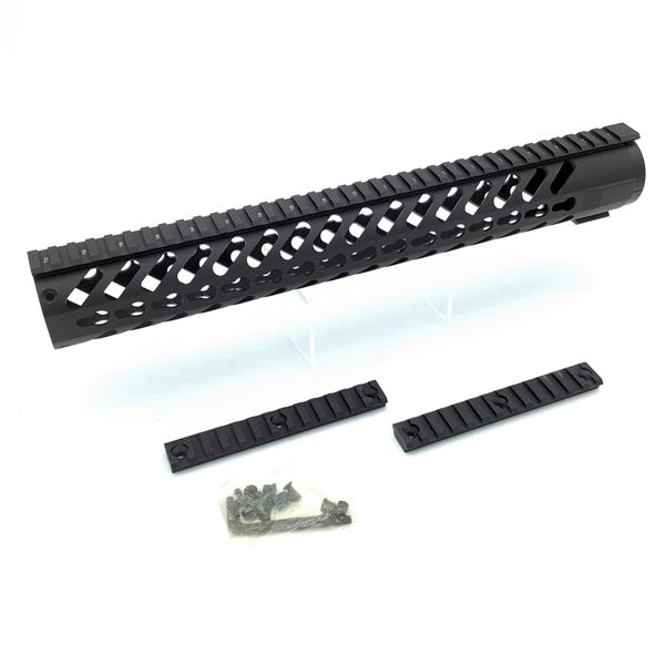 "15"" AR-15 Free Float Key-mod Handguard"