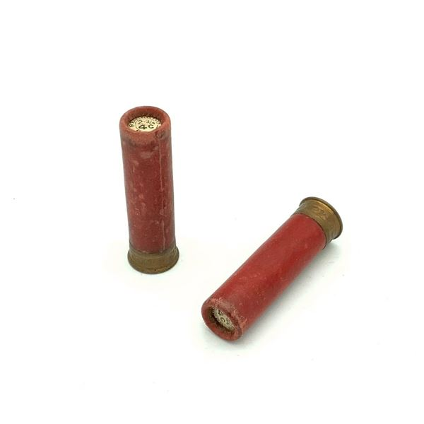 24 Ga REM-UMC Ammunition - 2 Rnds