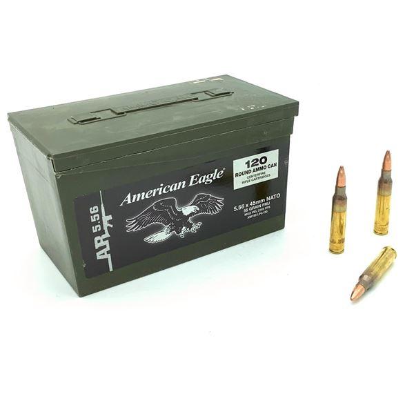 American Eagle 5.56 Ammunition - 74 Rnds