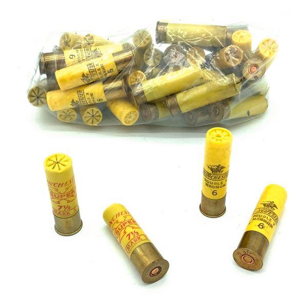 Assorted Loose Winchester 20 Ga Ammunition - 44 Rnds