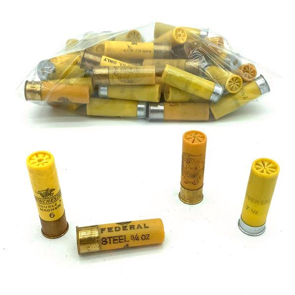 Assorted Loose 20Ga Ammunition - 44 Rnds
