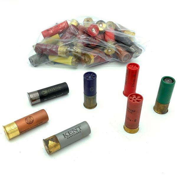 Assorted Loose 12 Ga Ammunition - 33 Rnds