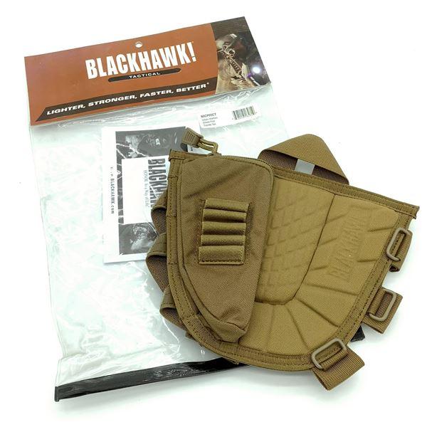 Blackhawk Urban Warfare Cheek Pad in Coyote Tan, New