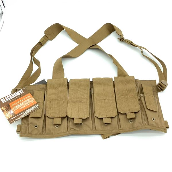 Blackhawk Chest Pouches for M16/M4, New