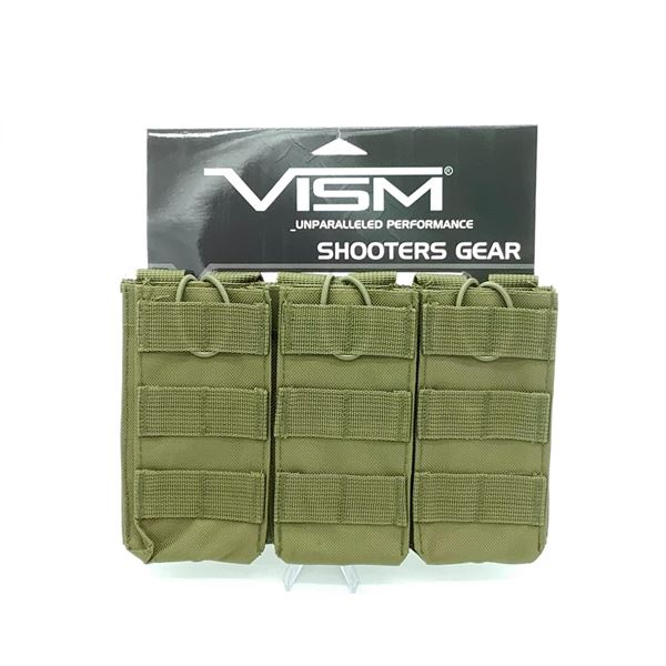 Vism AR Triple Mag Pouch, New
