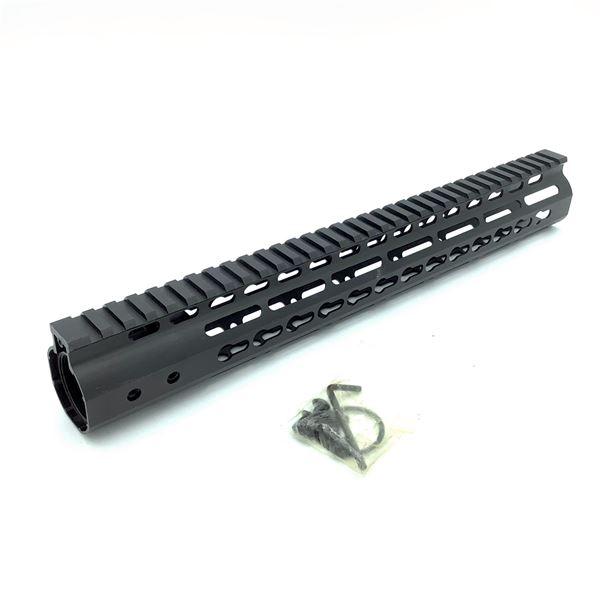 "13"" AR-15 Free Float Key-Mod Handguard"