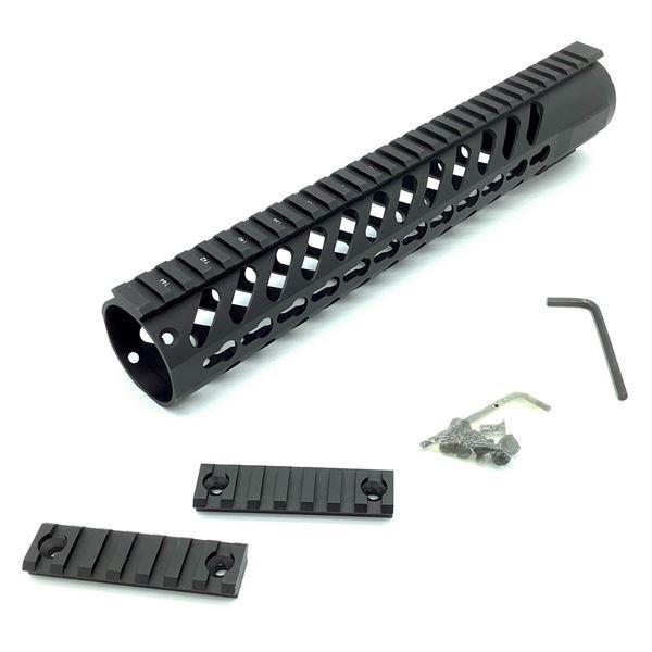 "12"" AR-15 Free Float Key-mod Handguard"