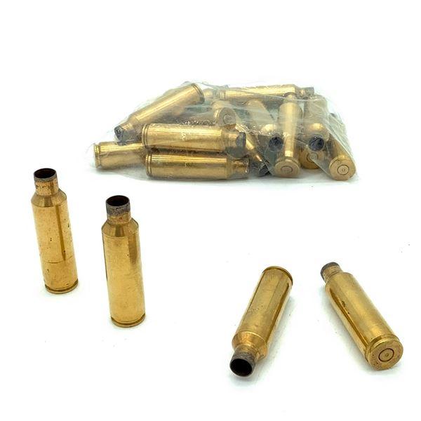 Loose Remington 300 WSM Casings - 18 Casings