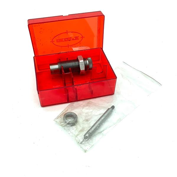 Lee 300 Win Die with Bullet Holder #5 & De-capping Pin