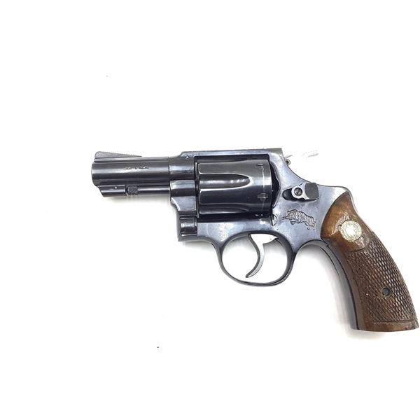 "Industrial Nacional de Armas ""INA"", 32 cal Revolver, Prohibited."