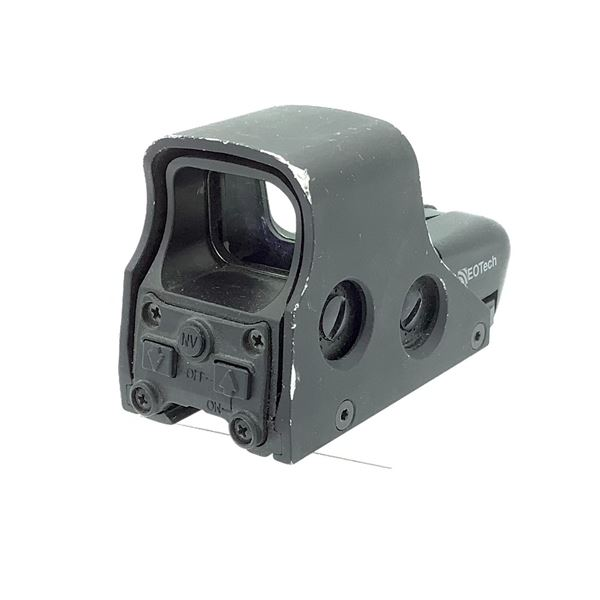 EOTech Holographic Sight, Not Tested