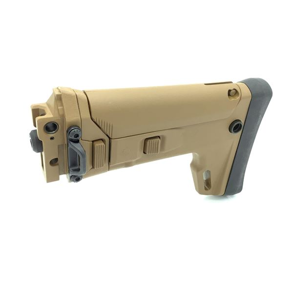 Bushmaster ACR Collapsible/Folding Stock in Tan, New
