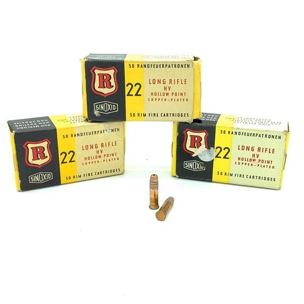 Dynamit-Nobel Nerernberg 22 LR Ammunition - 135 Rnds