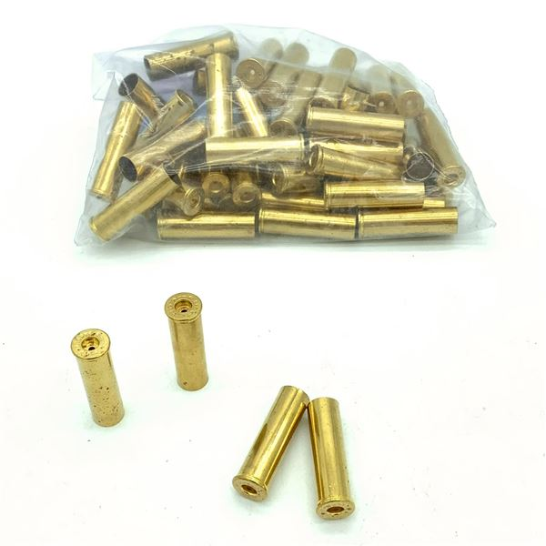 Loose Starline Brass 445 Super Mag Unprimed Cases - 50 Count, New