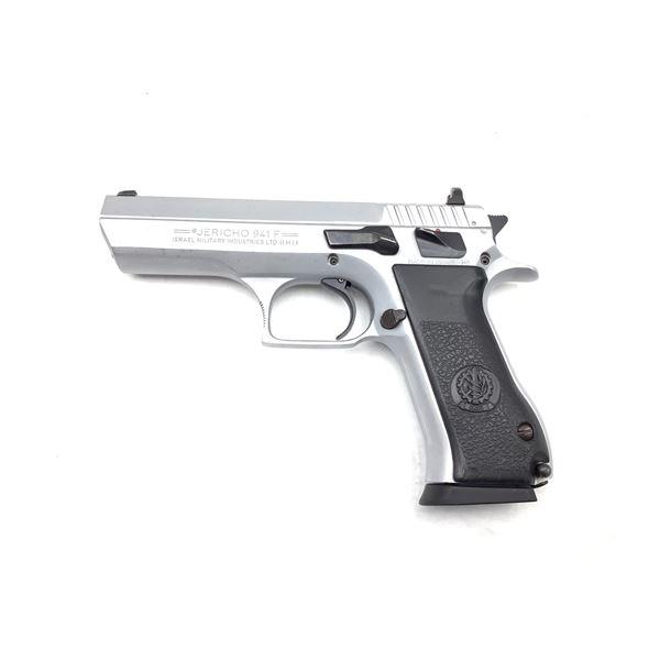 IWI Jericho 941F, 9mm, Semi Auto Pistol