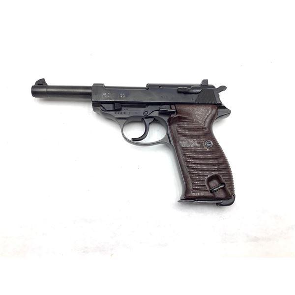 Walther P38, 9mm, Semi Auto Pistol