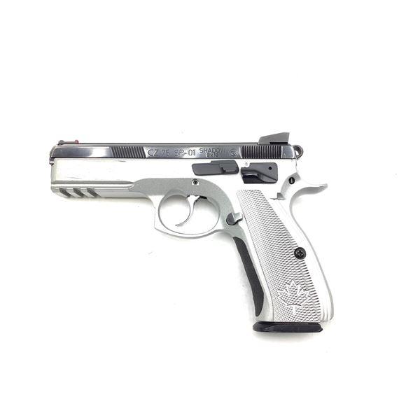 CZ SP-01 Shadow, 9mm, Semi Auto Pistol