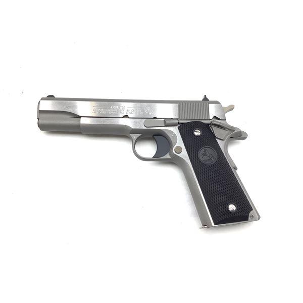 Colt 1911 Government, 45ACP, Semi Auto Pistol
