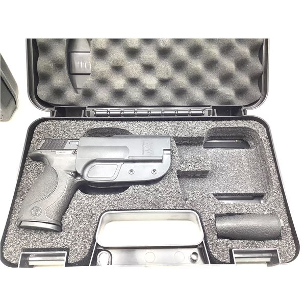 Smith and Wesson M& P 9, with Holster, 9mm, Semi Auto Pistol