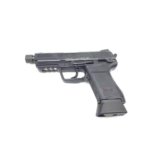 Heckler & Koch 45C, 45 ACP, Semi Auto Pistol