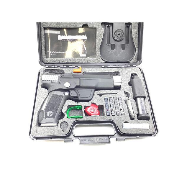 Canik TP9 SFx, Range Kit, 9mm, Semi Auto Pistol
