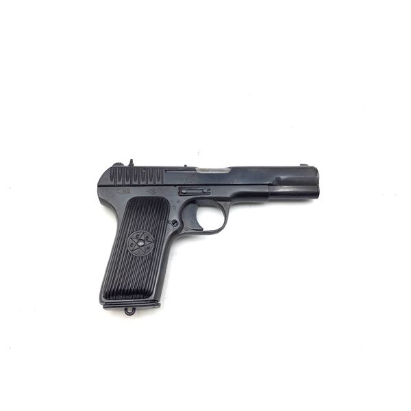 Tokarev TT33, Russian, 7.62x25, Semi Auto Pistol