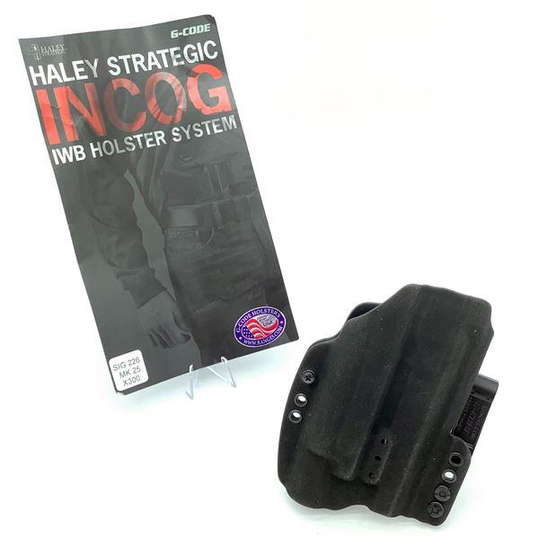 G-Code Incog Shadow/IWB Kydex Holster - Sig 226, MK25, X300, New