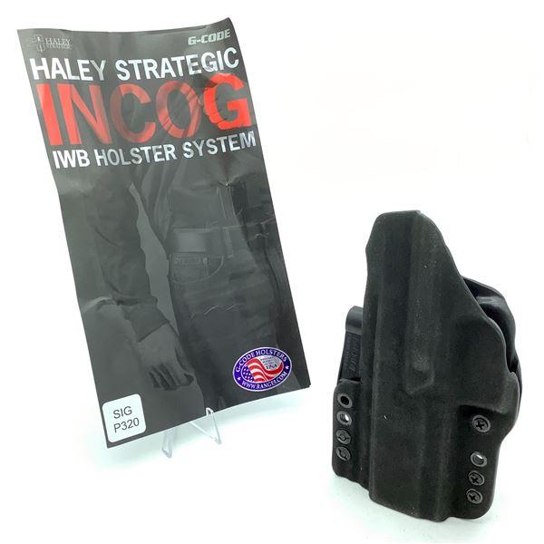 G - Code Incog IWB Kydex Holster - SIG P320, New
