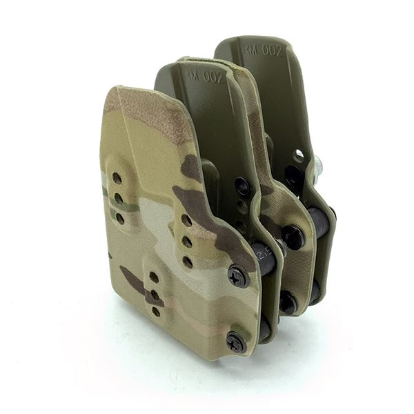 G - Code Double Rifle Mag Carrier, New