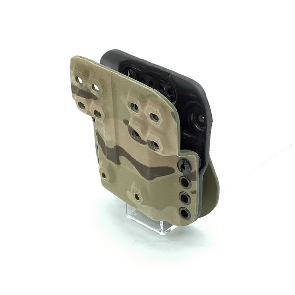 G-  Code Single Rifle Mag Kydex Paddle Holster - M4, M16, New