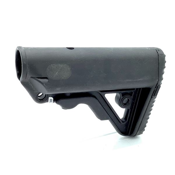 IMI Defense STS Black Synthetic Buttstock - M16/AR15 M4, New