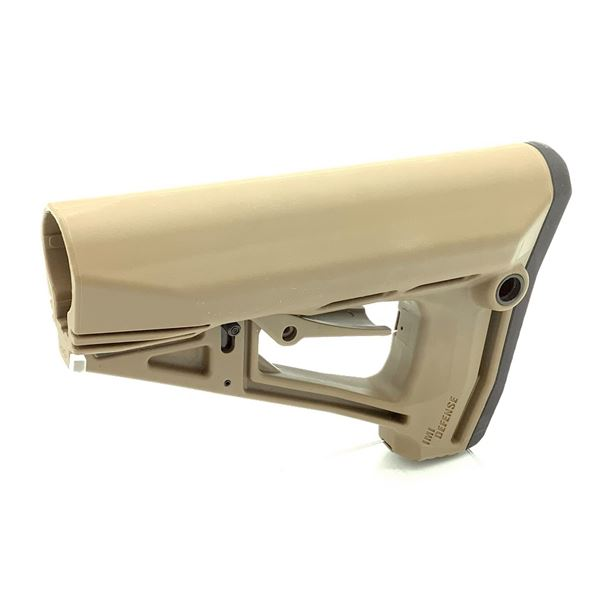 IMI Defense STS Tan Synthetic Buttstock - M16/AR15 M4, New