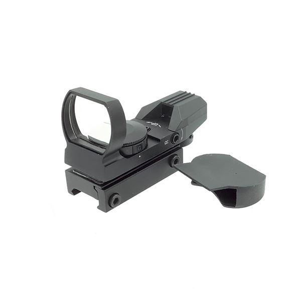 Red Dot Sight with Weaver Base, New