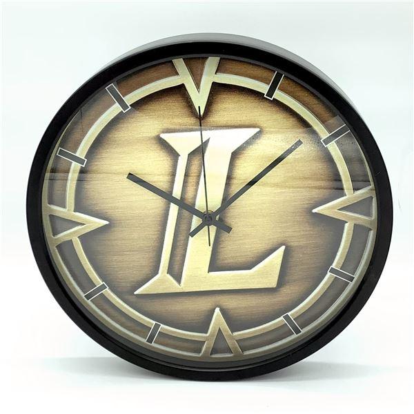 "Leupold Clock, 13.5"", New"