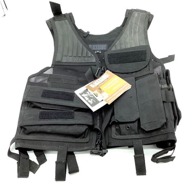 Blackhawk Omega Tactical Shotgun/ Rifle Vest, New