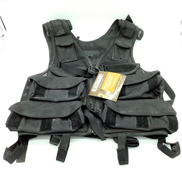 Blackhawk Omega Tactical Medical/Utility Vest, New