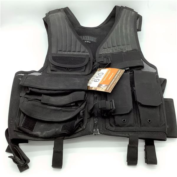 Blackhawk Omega Elite Phalanx HSV Vest, New but Dusty