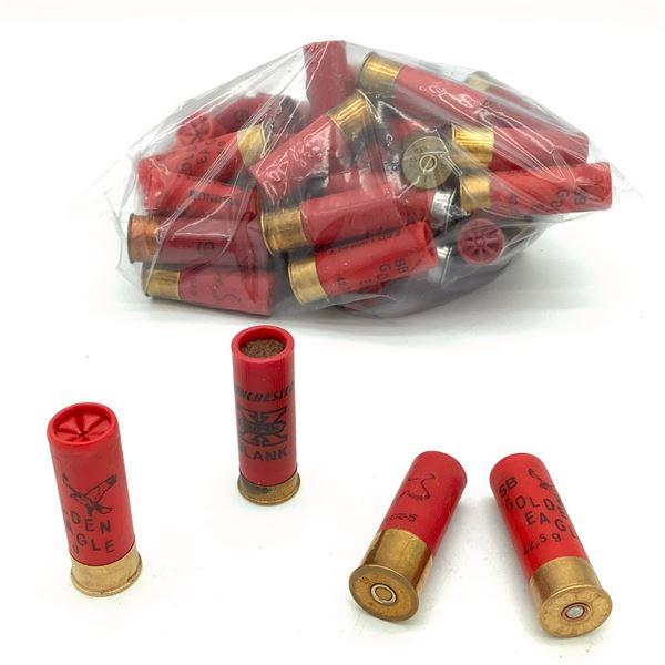 Assorted Loose 12 Ga Ammunition - 52 Rnds