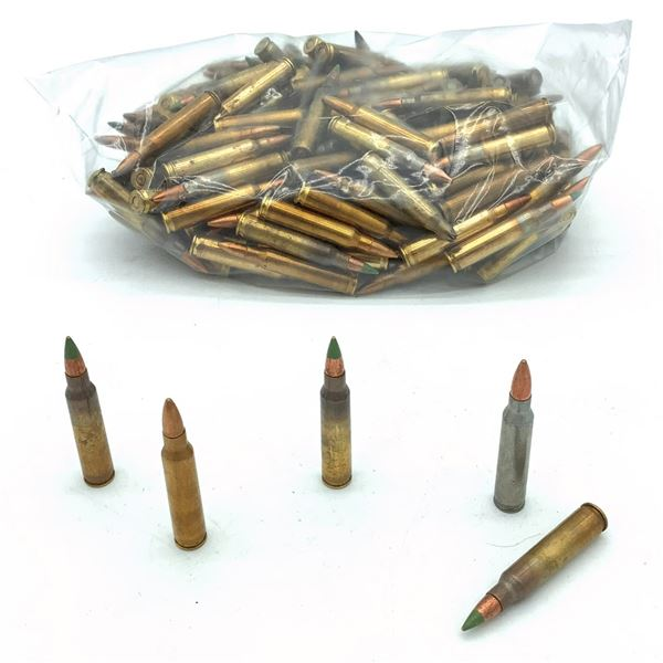 Assorted Loose 223 Rem/ 5.56 x 45mm Ammunition - 171 Rnds