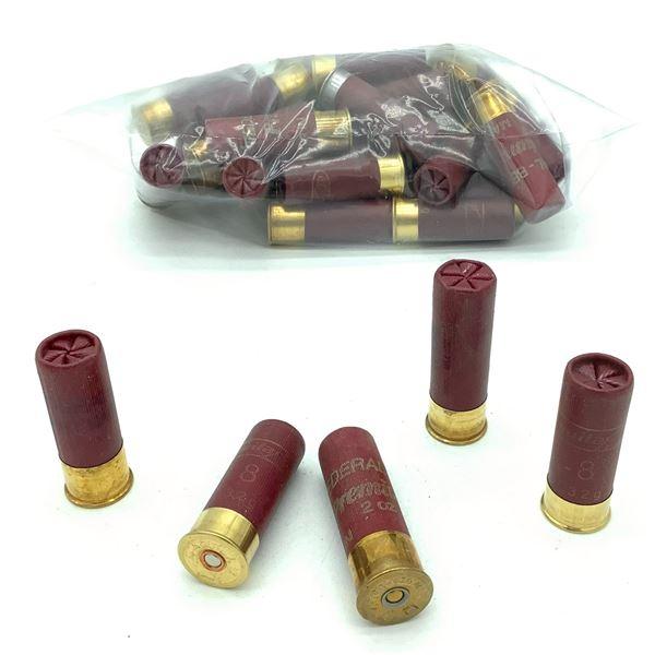Assorted Loose 12 Ga Ammunition - 37 Rnds