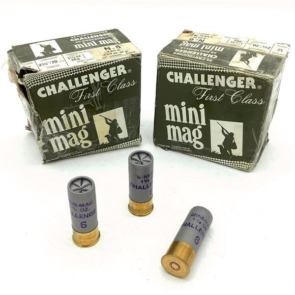 Challenger 12 Ga Mini Mag Ammunition - 41 Rnds