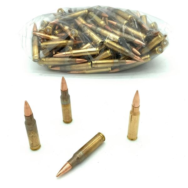 Assorted Loose 7.62 x 51 Ammunition - 141 Rnds