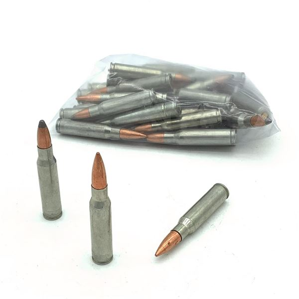 Assorted Loose 308 Win Ammunition - 30 Rnds