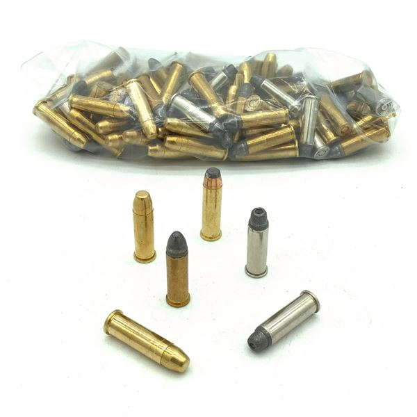 Assorted Loose 38 Special Ammunition - 108 Rnds