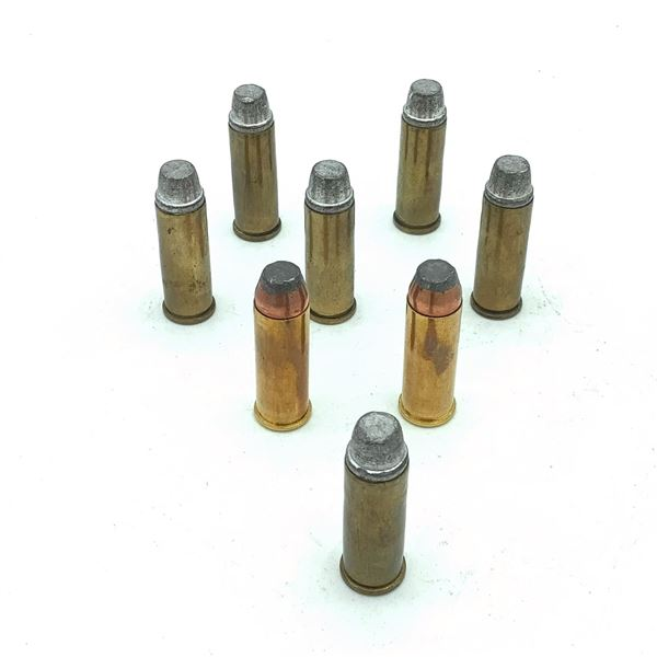 Loose Sellier & Bellot 44 Rem Mag Ammunition - 8 Rnds