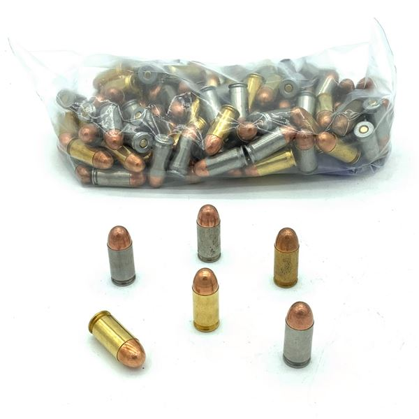 Assorted Loose 45 Auto Ammunition - 135 Rnds